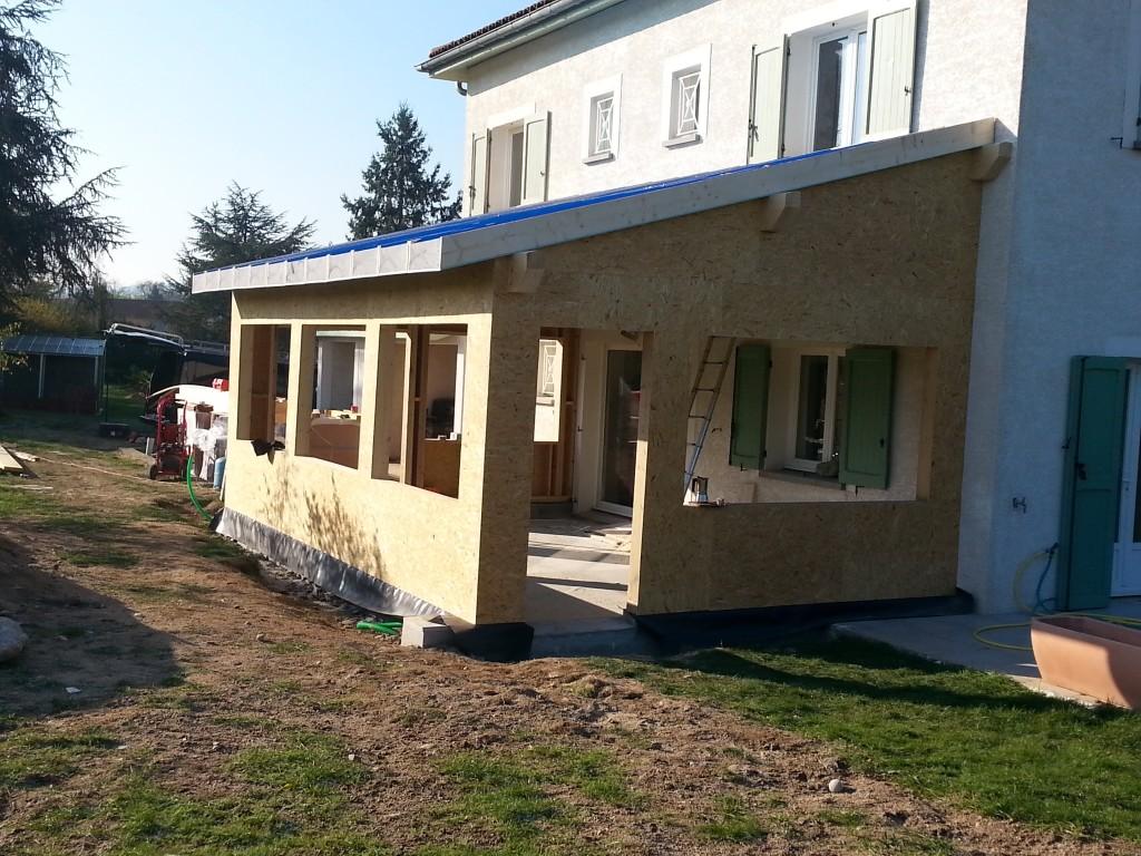 MV TOITURE – construction en ossatures bois sur Lyon (69)