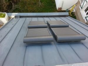 MV TOITURE –Pose de velux et isolation des combles lyon (69) Couverture de toit