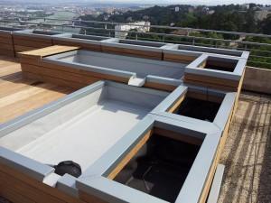 Création de terrasse en bois - Lyon - Rhône